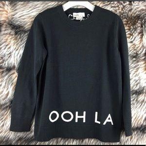 Kate Spade Broome Street Sweater Ooh La La